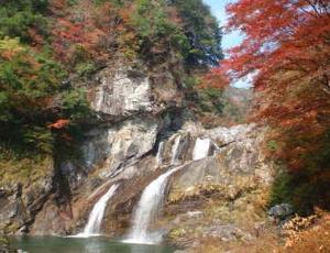 瀬戸川渓谷:写真
